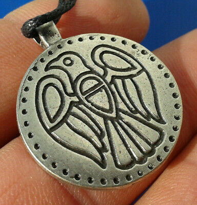 Vikings and Celtic Amulet Perun Falcon. Reproductions.