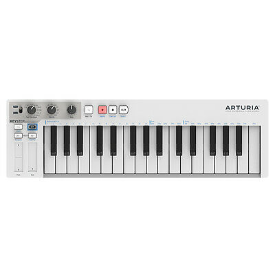 Arturia Keystep 32-Note Slimkey Controller Sequencer w/ Velocity & Aftertouch