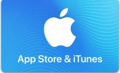 App Store & iTunes $5 Gift Card