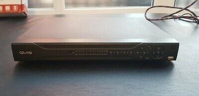 Qvis Apollo HD4 CCTV DVR with HDMI Output Used ONLY DVR NO PSU