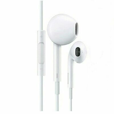 OEM Quality Headphones Earphones With Remote & Mic For Apple iPhone X 8 7  6 5