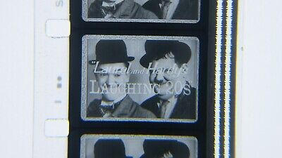 LAUREL & HARDY'S LAUGHING '20's 16mm A ROBERT YOUNGSON FILM- ORIGINAL PRINT 1965