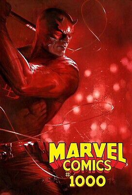 Marvel Comics #1000 (2019) Dell Otto Variant NM Ships 8/28/19 $9.99 Cover Price