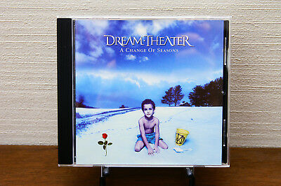 Dream Theater -Change of Seasons-  Used CD EX+++ From JAPAN