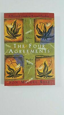 The Four Agreements: A Practical Guide (Paperback) Don Miguel Ruiz