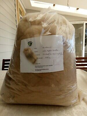 "Carded Alpaca Fleece-.806g ""Bundeena"""