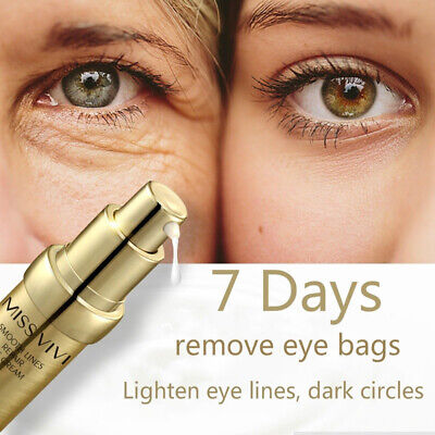 aging Skin Care Remove Dark Circles Eye Serum Essence Anti Wrinkle Eye Cream