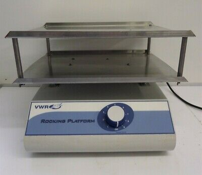 VWR Model 200 Two Tier Rocking Platform