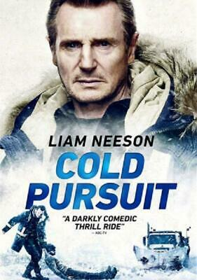 Cold Pursuit (DVD, 2019) VGC-Action/Crime/Drama-Stars Liam Neeson