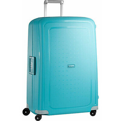 """Samsonite S'Cure 30"""" Zipperless Spinner Luggage Turquoise - 64512-1012 (NEW)"""