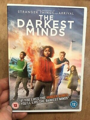 The Darkest Minds-Amandla Stenberg Mandy Moore(R2 DVD 2018)Teen Super Powers