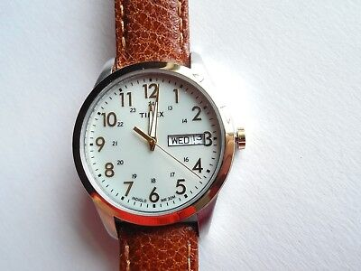 Timex  Model T2N105   Wristwatch/ Also Military Time