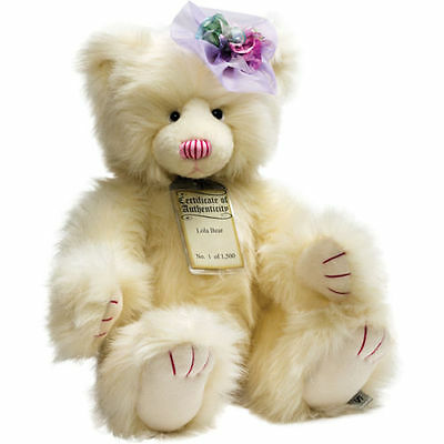 25% OFF! Silver Tag Bears LOLA - Complete with GIFT BAG (RRP £70)