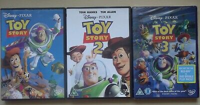 Toy Story 1-3 - Collection.