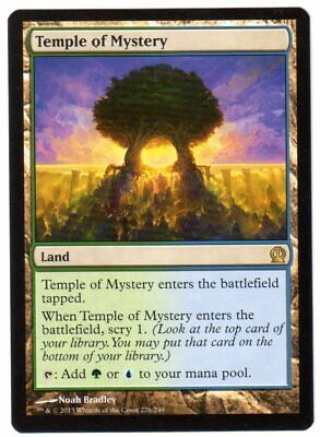 Tempio Del Mistero - Temple Of Mystery - Mint - En - Theros