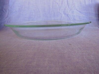 """9"""" Pyrex Clear Glass Pie Plate Baking Dish # 209 - 25"""