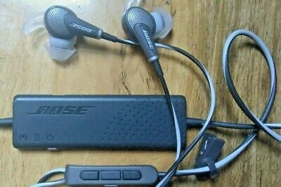 Bose® QuietComfort Noise Cancelling QC20i Acoustic In-Ear Headphones For iPhone
