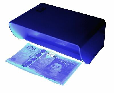 2 X UV Note Detector,Bank Note Checker,Fake Money,Counterfeit,Forged