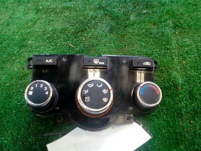 Temperature Control With AC Manual Fits 10-13 FORTE 744549