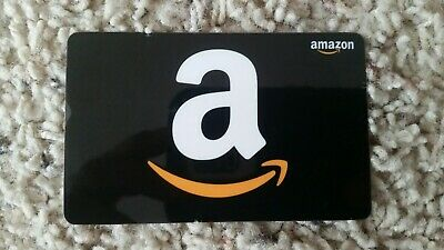 $100 Amazon Gift Card **3 Day Auction** Free Shipping!