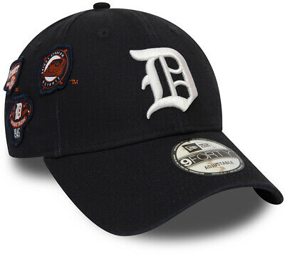 ad96129f25b1b7 NEW ERA NEW York Yankees MLB Cooperstown Patched 9Forty Cap in Navy ...