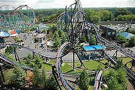6 Tix Available!! Six Flags New England - One Day Passes