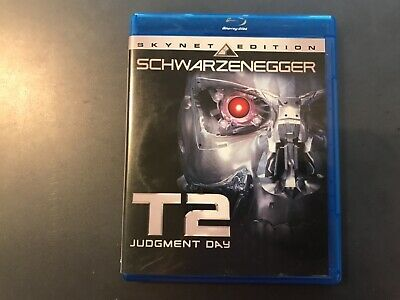 Terminator 2: Judgment Day (Blu-ray Disc, 2009, Skynet Edition Widescreen)