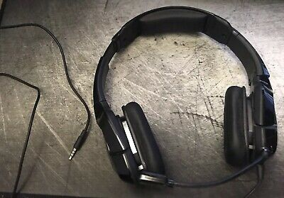 ade968a0084 Tritton Kunai Stereo Headset - Black Over Ear Gaming Headset - With Adapter