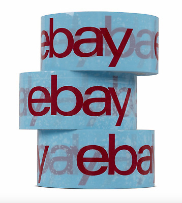eBay Branded Packaging Strong Parcel Packing Tape 66m Long 48mm Wide