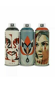 Obey/Shepard Fairey X Montana Spray Can Set Beyond The Street (CONFIRMED)