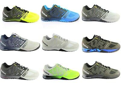 REEBOK CROSSFIT NANO 5.0 Herren Cross Fit Fitness Gym Trainingsschuh Schuhe