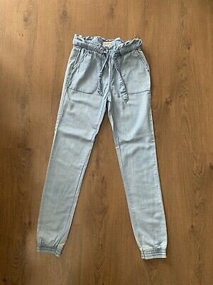 Country Road Girls Pants Chambray Size 12