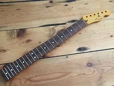 Fender Squier Classic Vibe 60s Telecaster Electric Guitar Neck Indonesia 2012