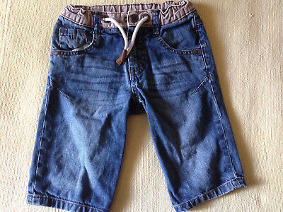 kids jeans shorts, 6-7 years, height 122cm