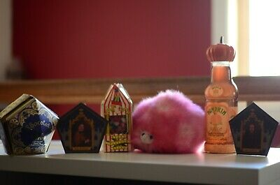 Harry Potter Wizarding World Collection Lot (Pygmy puff, Beans, Pumkin Juice...)