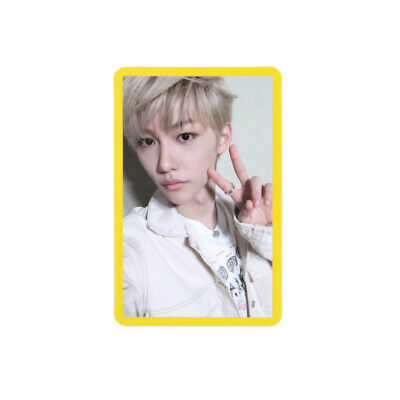 [STRAY KIDS]Cle 2:Yellow Wood/Side Effects/Official Photocard-YELLOW/FELIX