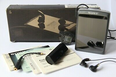 Boxed Sony Walkman WM-FX5 with accessories - New Belt and Working with issues