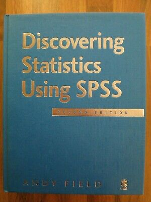 Andy Field: Discovering Statistics Using SPSS. Second Edition. Hardcover + CD. 2