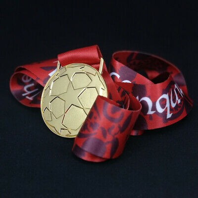 UEFA Champions League 2005 Final Istanbl Champions Liverpool Collectible Medal