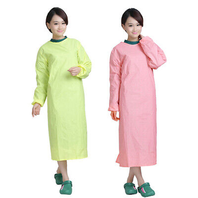 Water Resistant Surgical Gown Clinic Hospital Scrub Gown Protective Work Suit