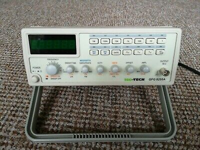 5MHz Function generator & freq counter.
