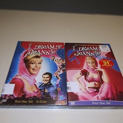 I Dream of Jeannie - The complete 1st and 2nd season Series