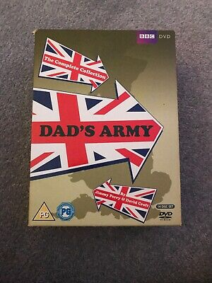 Dads Army The Complete Collection Includes Christmas Specials