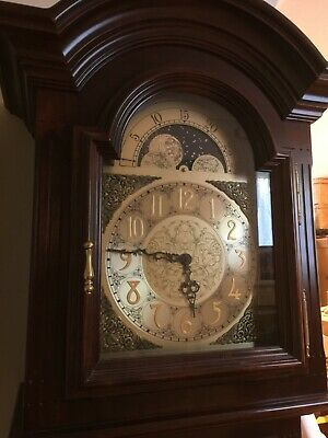 Grandfather Clock, Full Working Order with Westminster Chimes