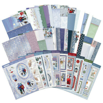 Hunkydory - A Wonderful Wintertime Luxury Topper Collection - Snowy19-101