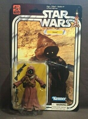 Star Wars Black Series 40th Anniversary Jawa 6 inch Action Figure - New