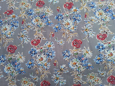 REDUCED!! VINTAGE Liberty of London  - Tana Lawn 100% Cotton. Made in the UK.
