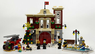 LEGO : WINTER VILLAGE STATION 10259 BNIB UK LEGO SUPPLIER FREE DELIVERY