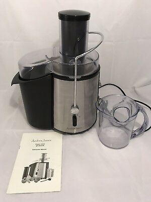 ANDREW JAMES POWER Juicer. £4.50 | PicClick UK