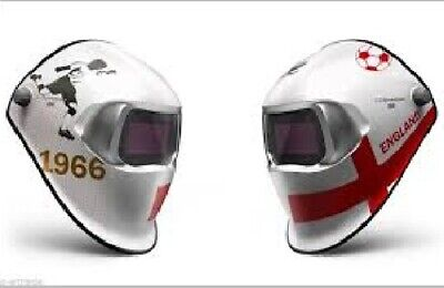 Speedglas 100V limited edition England soccer graphic